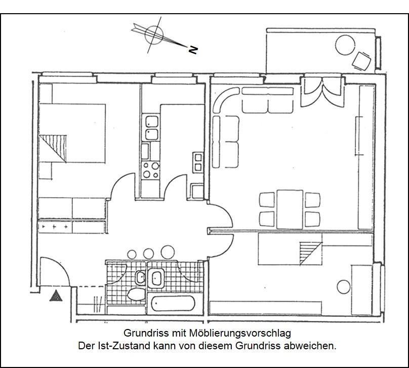 danziger und weibezahl berlin wohnen zwischen tiergarten und spree 3 zimmer wohnung mit. Black Bedroom Furniture Sets. Home Design Ideas